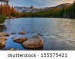 Lake Mamie Near Mammoth Lakes...