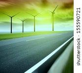 speed             highway... | Shutterstock . vector #155590721