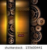 Background Metallic Technology...