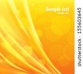 orange abstract background... | Shutterstock .eps vector #155603645