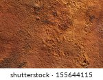 Rough Ginger Wall Texture