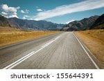 prairie highway | Shutterstock . vector #155644391