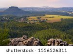 Konigstein. Elbe Valley In...