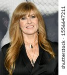"""Small photo of Hollywood- OCT 26: Connie Britton arrives for FX's """"American Horror Story"""" 100th Episode Celebration on October 26, 2019 in Hollywood, CA"""