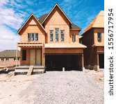 Exterior Of A Construction Of A ...