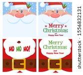 Santa Claus Christmas Greetings ...