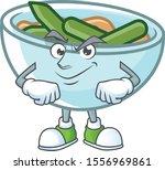 cartoon green beans casserole...