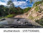 4x4 Offroad Driving In Baja...