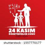 vector illustration. turkish... | Shutterstock .eps vector #1557770177
