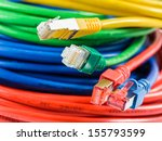 Colorful Network Cable With...