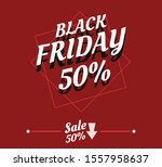 background black friday promo... | Shutterstock . vector #1557958637