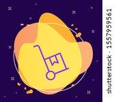 box  cart  delivery vector icon ...