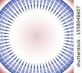 sacred geometry arabic pattern... | Shutterstock . vector #1558048607