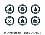 hypoallergenic tested icon...   Shutterstock .eps vector #1558097837
