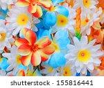 Beautiful Colors Of Plastic...