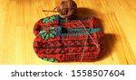 caucasian cute booties. charik. ...   Shutterstock . vector #1558507604