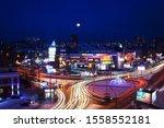 Novosibirsk  Russia   November...