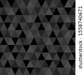 geometric seamless pattern  of... | Shutterstock .eps vector #1558740671