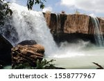 Dray Nur Waterfall Is One Of...
