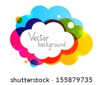 color cloud element for your...