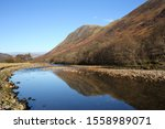 Reflections In The River Nevis...