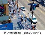hollywood  california   october ... | Shutterstock . vector #1559045441