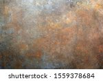 Rusty Metal Background ...