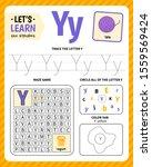 kids learning material.... | Shutterstock .eps vector #1559569424