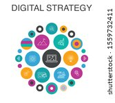digital strategy infographic...