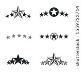 stars ancient emblems elements... | Shutterstock .eps vector #1559732714