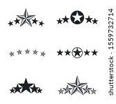 stars ancient emblems elements... | Shutterstock .eps vector #1559732714