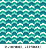chevron geometric retro... | Shutterstock .eps vector #155986664