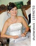 bride | Shutterstock . vector #15598753