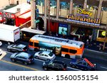hollywood  california   october ... | Shutterstock . vector #1560055154