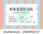 vintage minimal label. set of... | Shutterstock .eps vector #1560056717