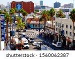 hollywood  california   october ... | Shutterstock . vector #1560062387