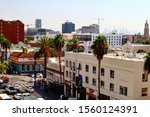 hollywood  california   october ... | Shutterstock . vector #1560124391