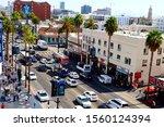 hollywood  california   october ... | Shutterstock . vector #1560124394