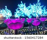festival light in the night   Shutterstock . vector #1560417284