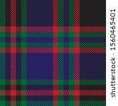 classic modern plaid tartan...   Shutterstock .eps vector #1560465401