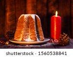 Italian Pandoro Christmas Cake...
