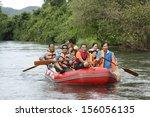 petchaburi thailand september... | Shutterstock . vector #156056135