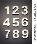 mathematics background made...   Shutterstock . vector #1560691721