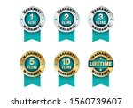 quality certification warranty...   Shutterstock .eps vector #1560739607