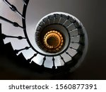 An Ancient Spiral Staircase Is...