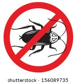 animal,antenna,bait,blattaria,bug,caution,clip art,cockroach,control,crawling,dead,dirt,dirty,disease,disease control