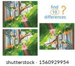 a kind forest fairy  who helps... | Shutterstock .eps vector #1560929954