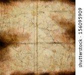 the grunge paper texture ... | Shutterstock . vector #156095909