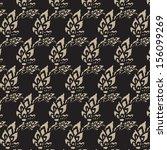 line thai art pattern vector... | Shutterstock .eps vector #156099269