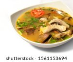Tom Yum Fish Spicy Soup With...
